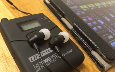 Live Mixing mit In Ear Monitoring (IEM)