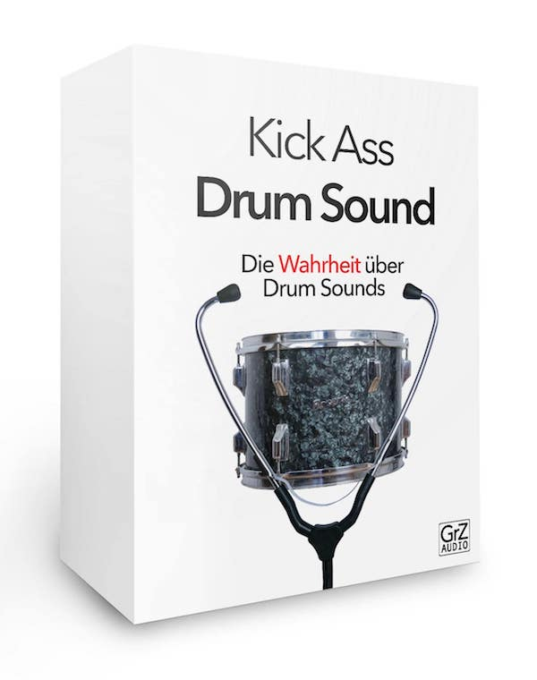 Kick Ass Drum Sound