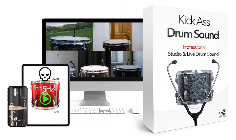 kick ass drum sound